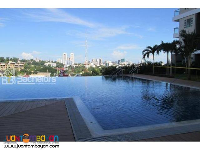 1 BR Condo Unit in Cebu City - One Pavilion Place Residences