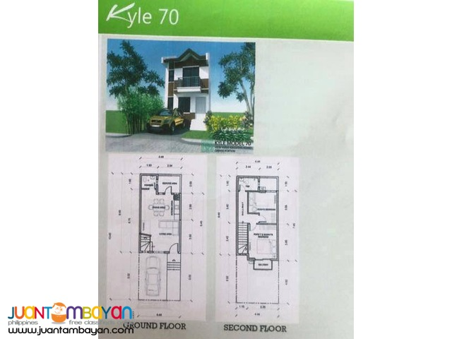 Affordable House and lot in Vista Verde Executive Homes