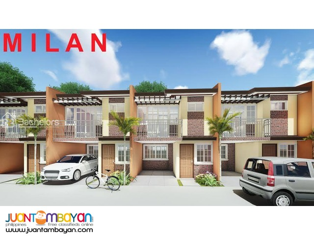 Happy Homes Tabunoc Talisay City Cebu MILAN end model