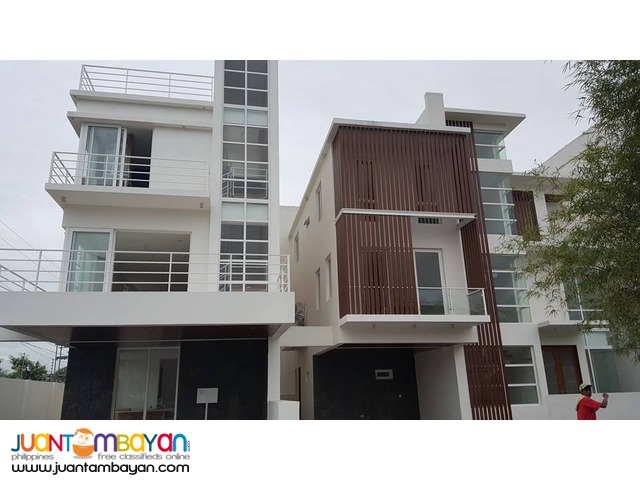 House and Lot in Taguig city at Acacia estates from DMCI Homes