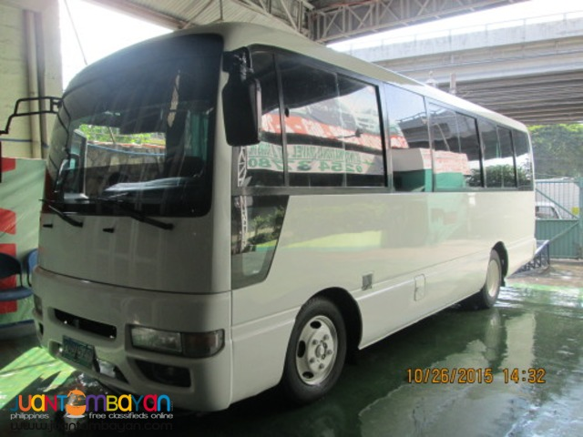 Nissan Coaster for Rent
