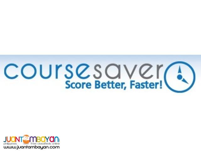 CourseSaver MCAT