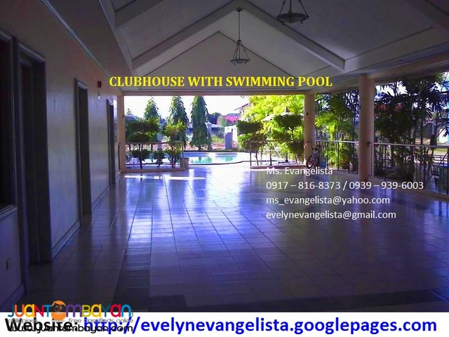 Lot for sale in Cainta Greenland Exec. Village Phase 8a1,8b3,9A