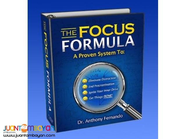The Focus Formula