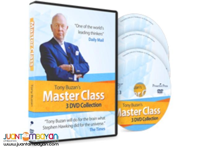 Tony Buzan's Master Class