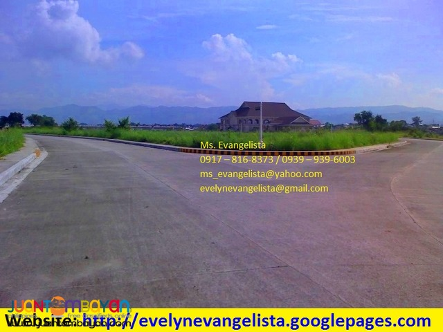 Lot for sale in Woodridge Heights Concepcion Marikina
