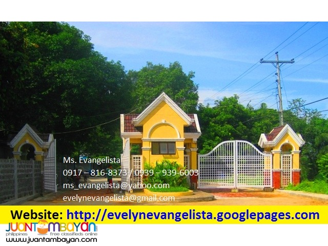 Lot for sale in Alta Vista de Subic Zambales