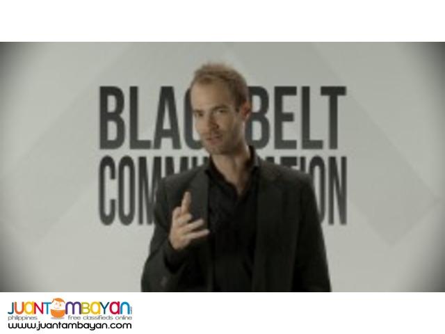 Black Belt Communication: Verbal Skills for a Bolder New You