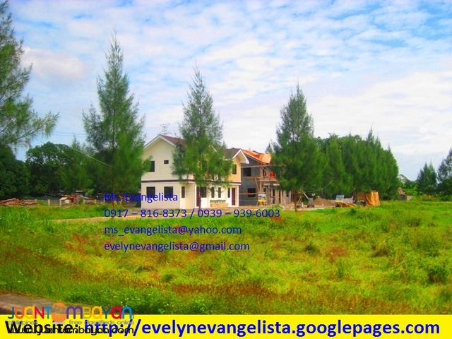 Lot for sale in La Mirada Royale phase 1A