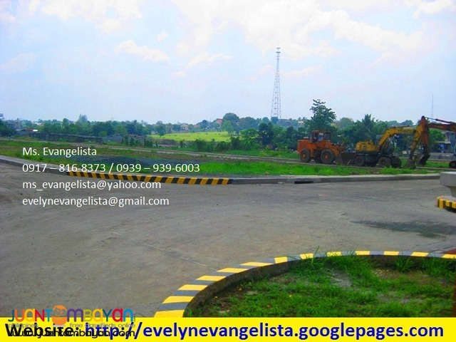 Lot for sale in Sta. Barbara Royale Residential States