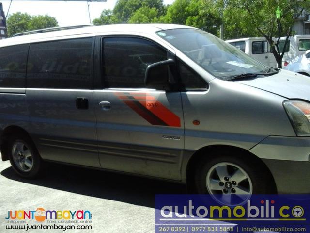 2005 Hyundai Starex
