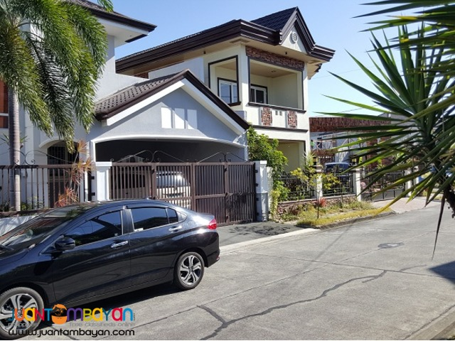 Las Villas de Manila Binan, Laguna House & Lot for Sale 2016!