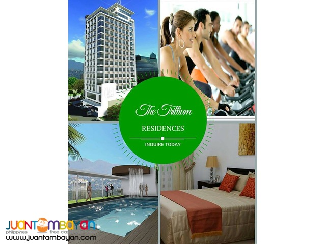 Almost ready for occupancy condo near at Ayala Center Cebu
