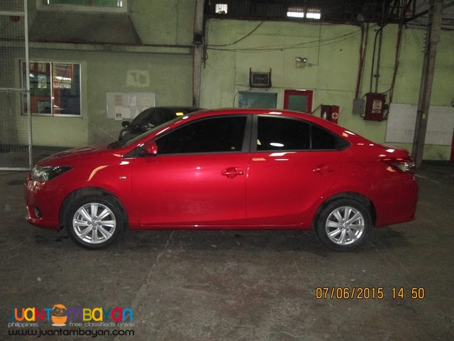 Rent a car Toyota Vios Sedan
