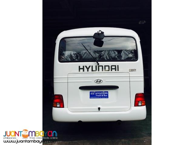 Rent a car Hyundai COASTER
