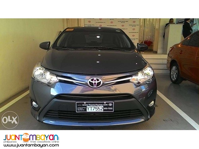 RENT A CAR TOYOTA VIOS GRAY