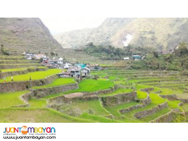 5D4N Complete Banaue Tour Package