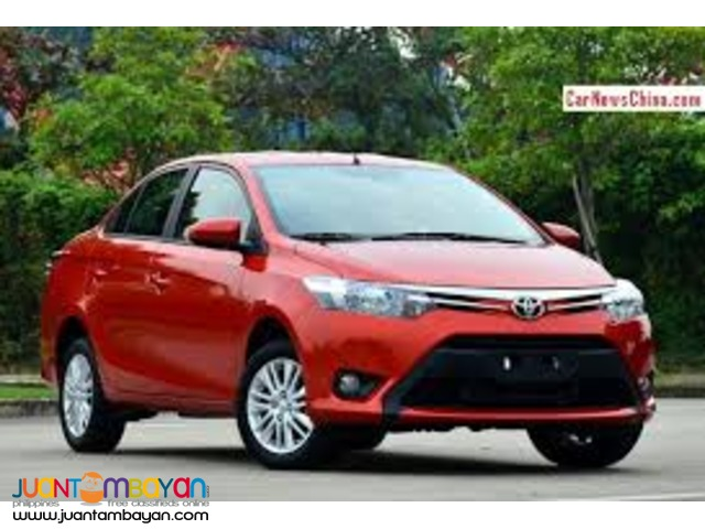 Rent a car Toyota Vios
