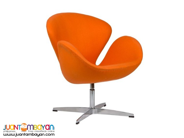 Office Partition/Swan Chairs