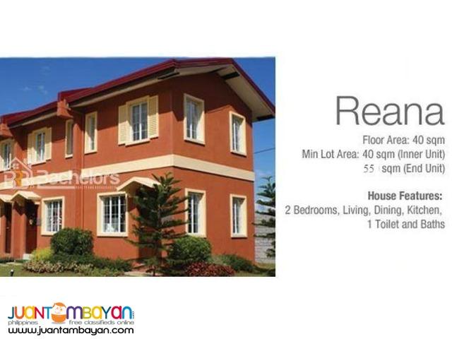 Camella Talamban Cebu City Riverview Reana Model