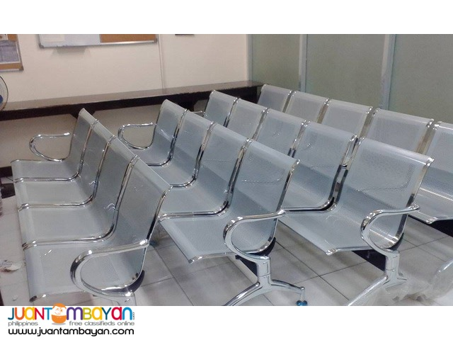 Office Partitions/Gang Chairs