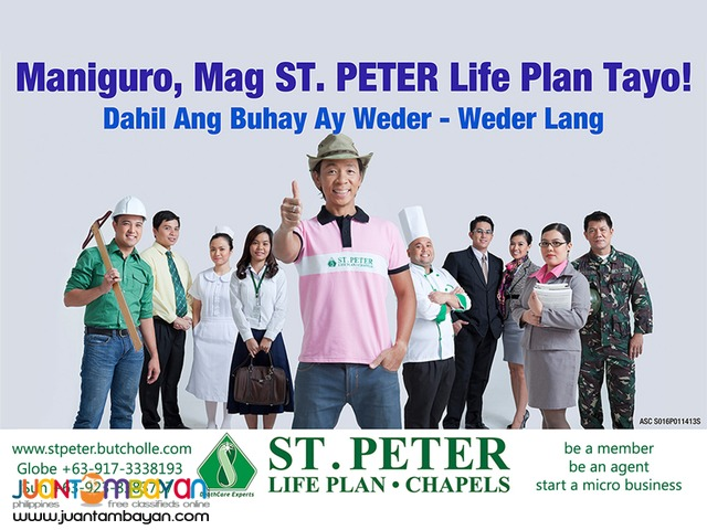 WANTED St. Peter Sales Agents