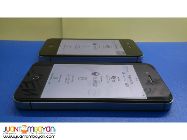 Apple iPhone 4s Black 16gb Factory unlock