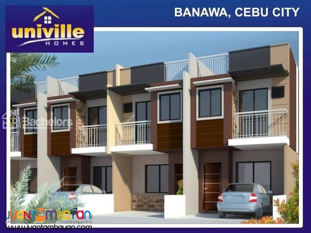 UNIVILLE HOMES - BANAWA, CEBU CITY