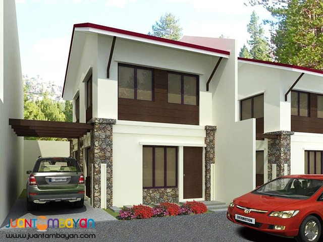 Luanahomes Townhouse in Minglanilla, Cebu City