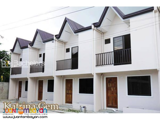 BF FORTUNEVILLE Townhouse in Maribago LapuLapu Cebu