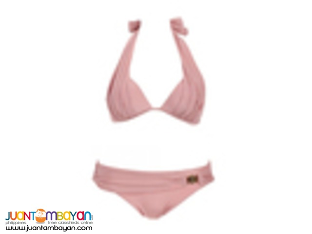 Pink Bikini Swimwear For Women