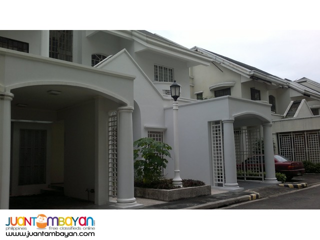 Townhouse at The Manila Southwoods