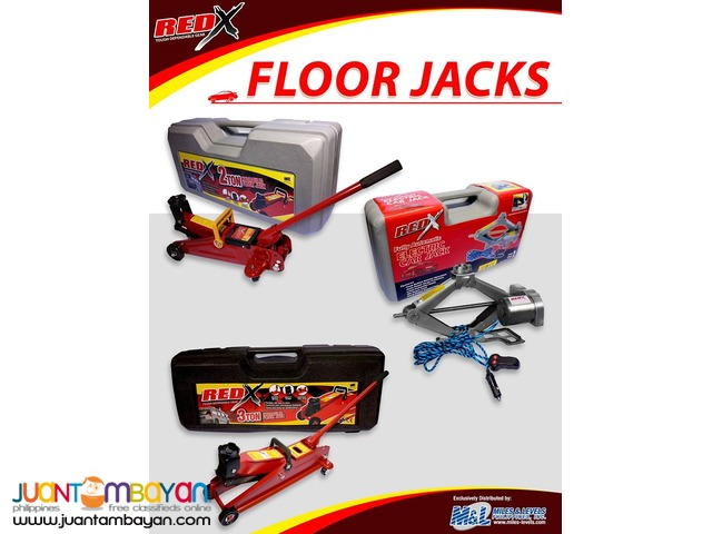 Electric Car Jack With Wrench With Free Microfiber Cloth Starter Pack