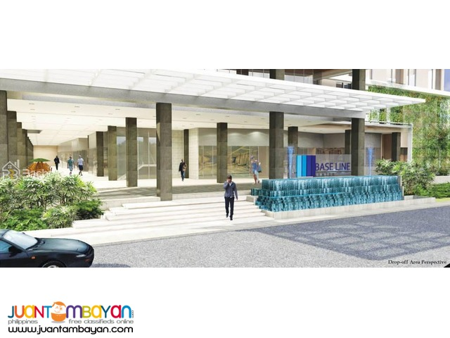 Condo 1BR for as low as P45,781.57k mo amort