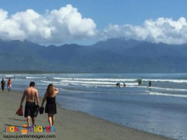 A surfer's paradise, Baler tour package
