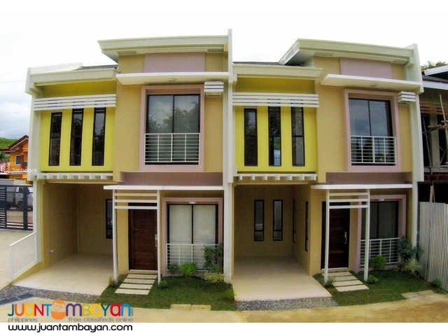 Casili Residences Townhouses in Consolacion Cebu