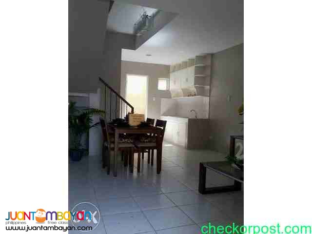 SUMMERFIELD Townhouse For Sale near Unciano Antipolo