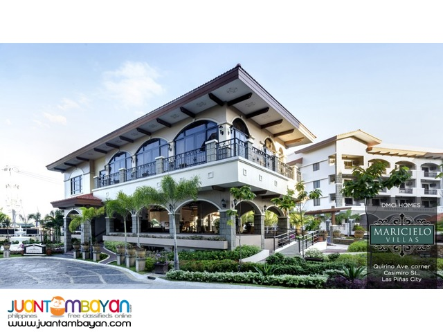 Ready to Occupy condo in Ls pinas near Coastal road