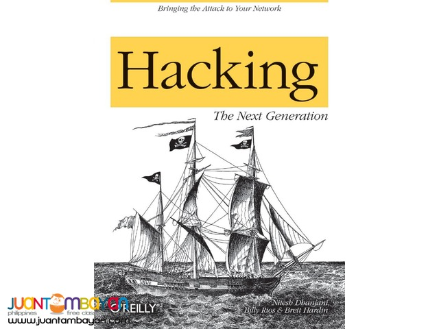 Computer Security Program / Network / Database Hacking eBooks
