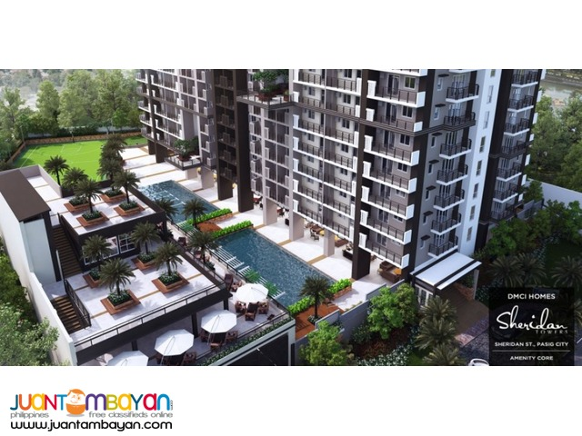 Mandaluyong Condo unit near Robinson place pioneer