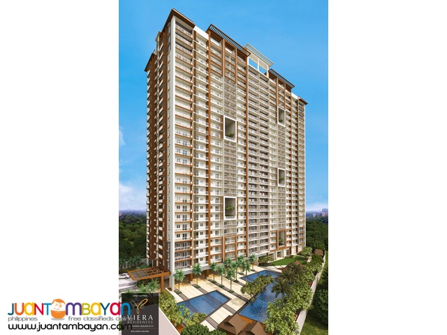 Quezon City condominium in Viera Residences