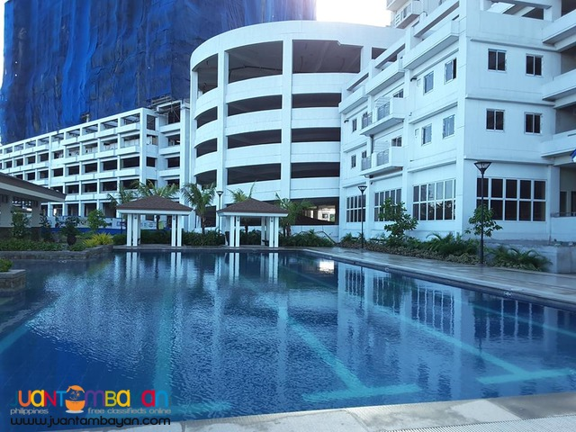 Zinnia Towers in North edsa and LRT Roosevelt