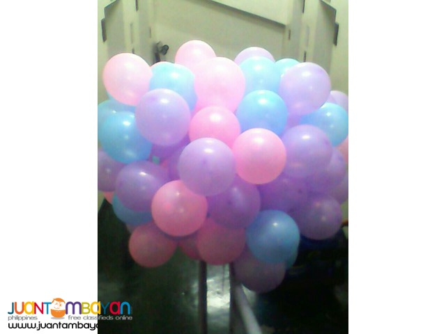 Quality Helium Balloons We deliver