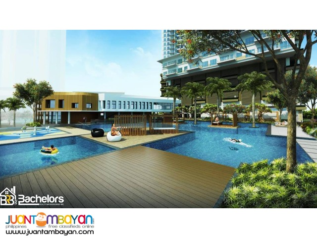 Cebu Business Park Solinea 1 Bedroom Unit (Tower 1-3) Cebu City