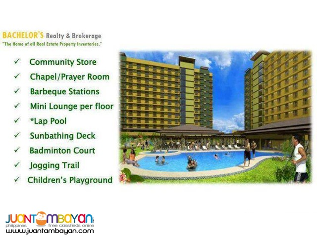 Mabolo Bamboo Bay Resort-inspired Condo near SYKES 2BR
