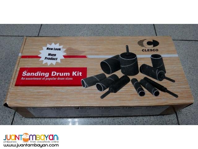 Clesco SDK-2 Extra Long Sanding Drum Kit