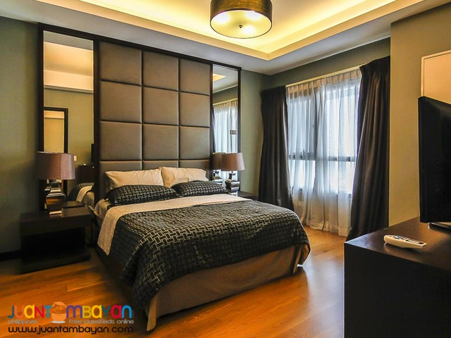 1BR condo unit for rent in The Residences at Greenbelt - Makati