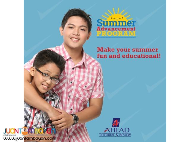 Summer Advancement Program