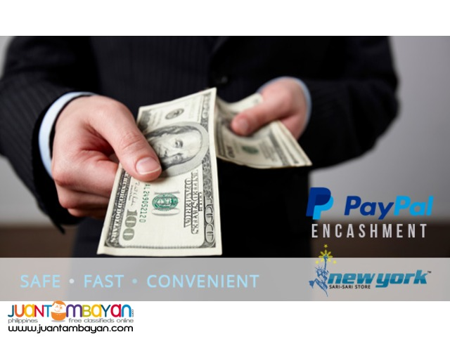 Paypal Encashment Services