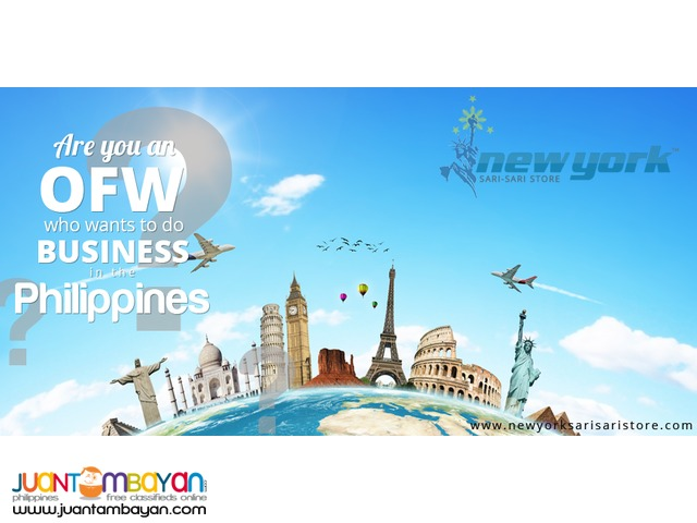 Are you an OFW who wants to do Business in the Philippines
